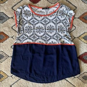 THML top (Anthropologie)